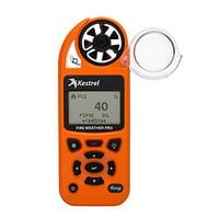 Kestrel 5500FW  Fire Weather Meter Pro Orange (730650003044)