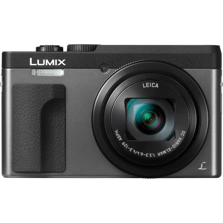 Panasonic Lumix DC-ZS70 Digital Camera (Silver)