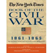 New York Times Book of the Civil War 1861-1865 - eBook