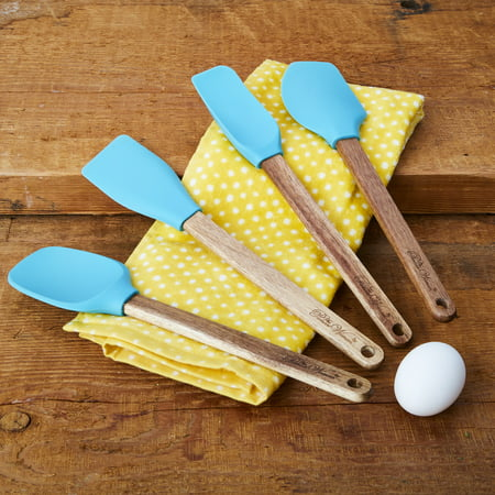 The Pioneer Woman 4-Piece Silicone Spatula Set