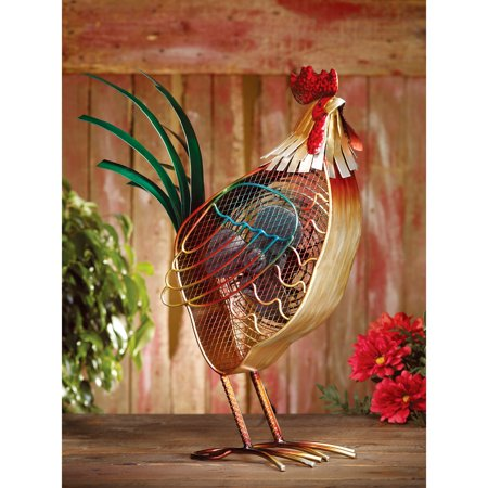Deco Breeze Figurine Fan Country Rooster Walmart Com