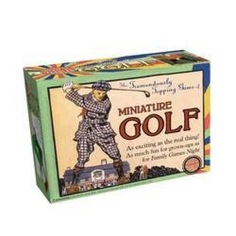 House of Marbles Miniature Golf by