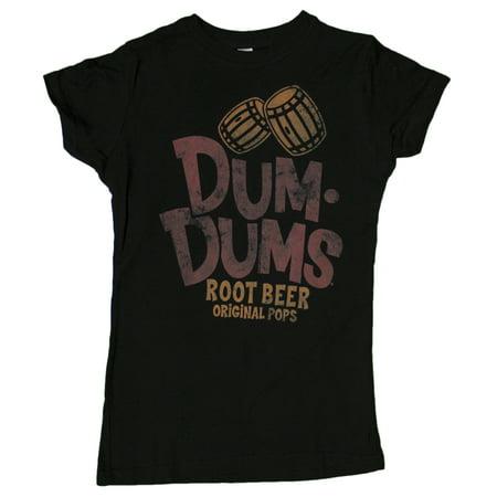 Juniors Retro Style Dum Dums Original Pops Root Beer Flavor - Dum Dum Flavors