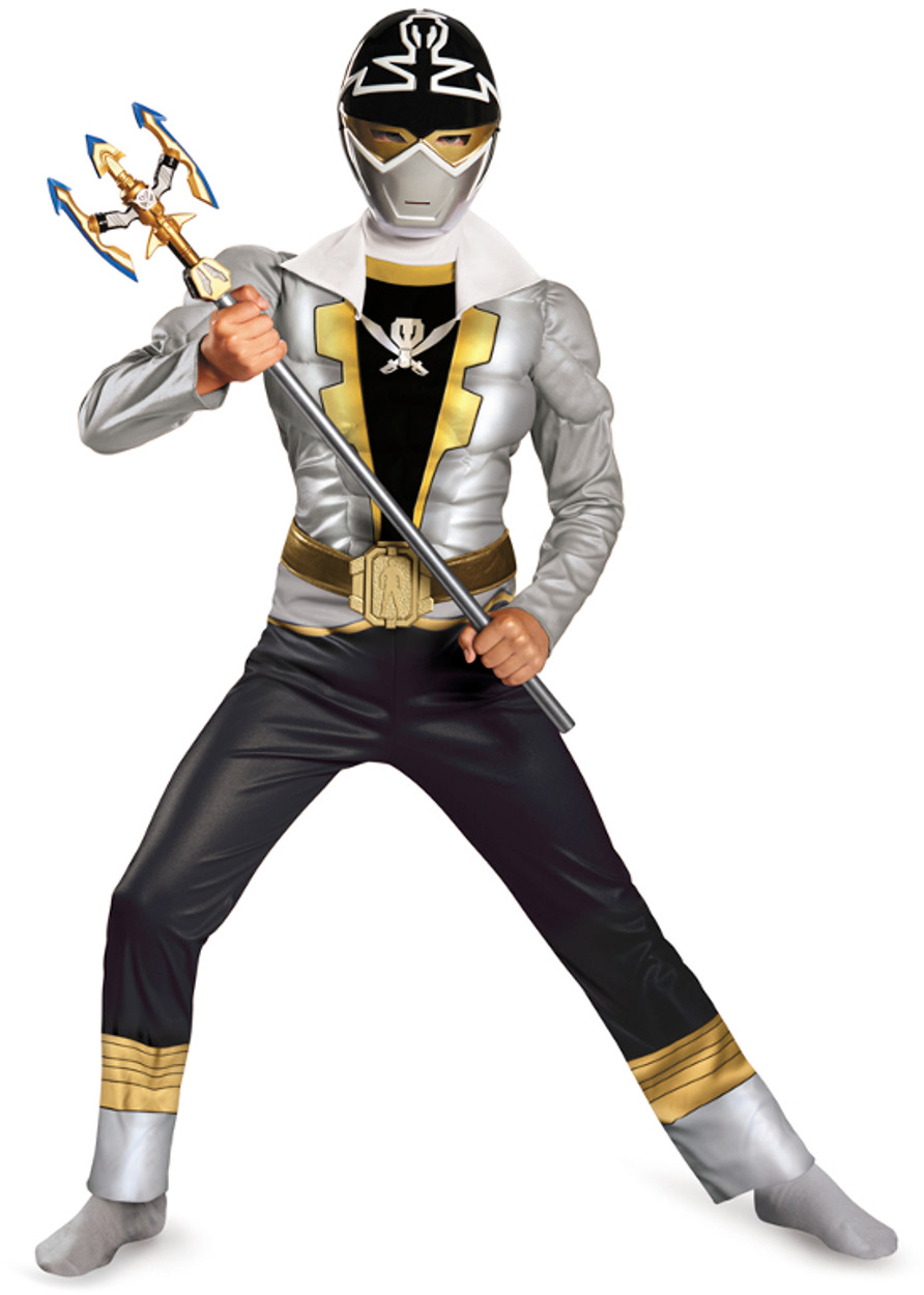 21+ Silver Power Ranger Actor