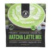 Jade Leaf Matcha, Organic Japanese Matcha Latte Mix, Powdered Tea, 3.5 Oz