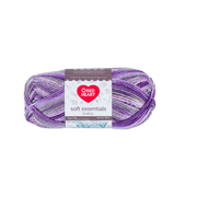 Red Heart Soft Essentials Baby Royal Lilac Knitting & Crochet Yarn