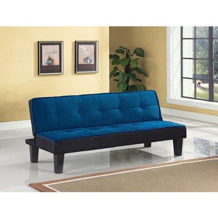 ACME Furniture Hamar Flannel Futon, Multiple Colors