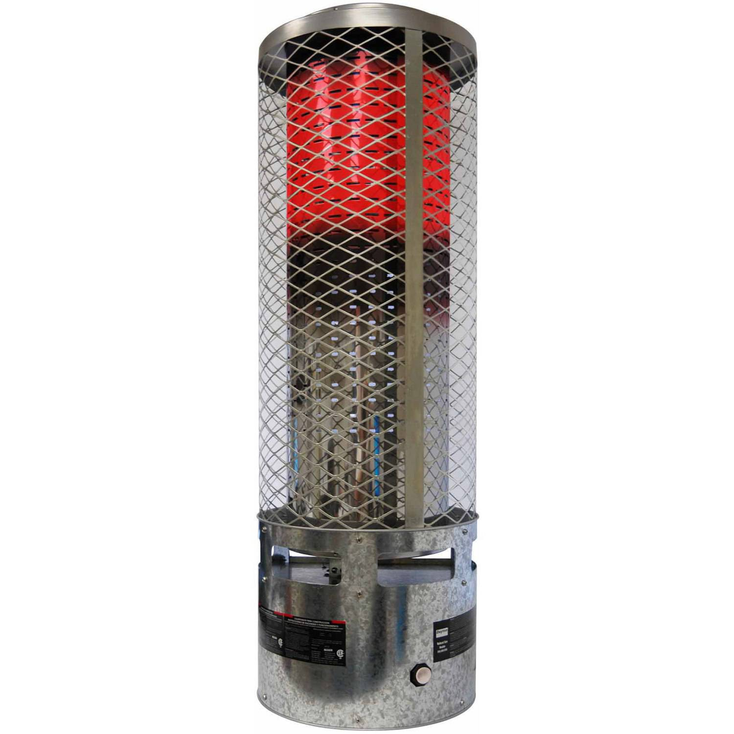 Dyna-Glo Delux 250,000 BTU Natural Gas Radiant Heater