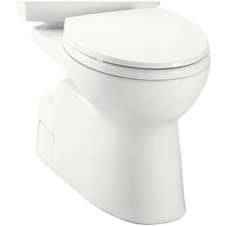 Admirable Toto Vespin Ii Elongated Comfort Height Toilet Bowl Only Less Seat Available In Various Colors Forskolin Free Trial Chair Design Images Forskolin Free Trialorg