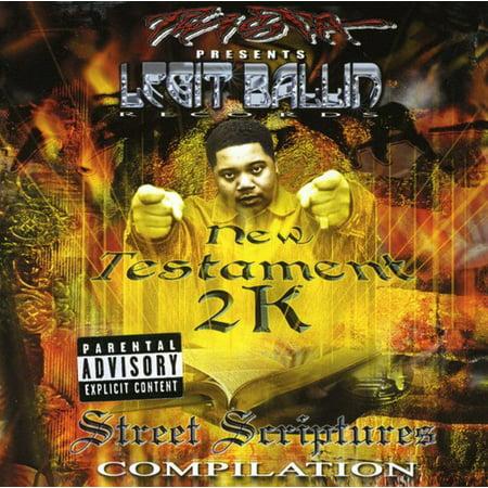 Legit Ballin 2: New Testament 2K (CD) (Mvp Ballin)