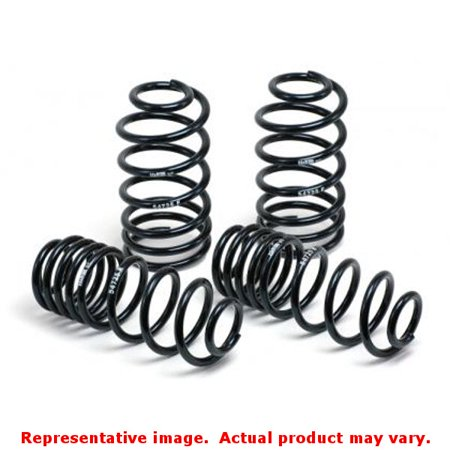 H&R Springs - Sport Springs 50474 FITS:BMW 2015-2015 M4 w/ Self-Leveling;