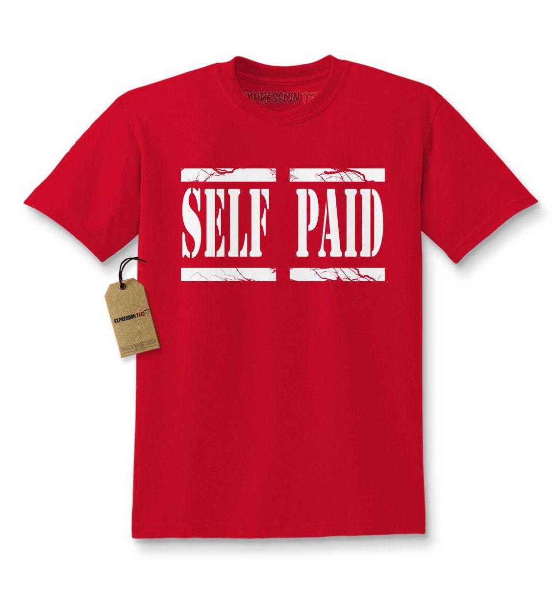 Expression Tees Self Paid Entrepreneur Kids T Shirt Walmart