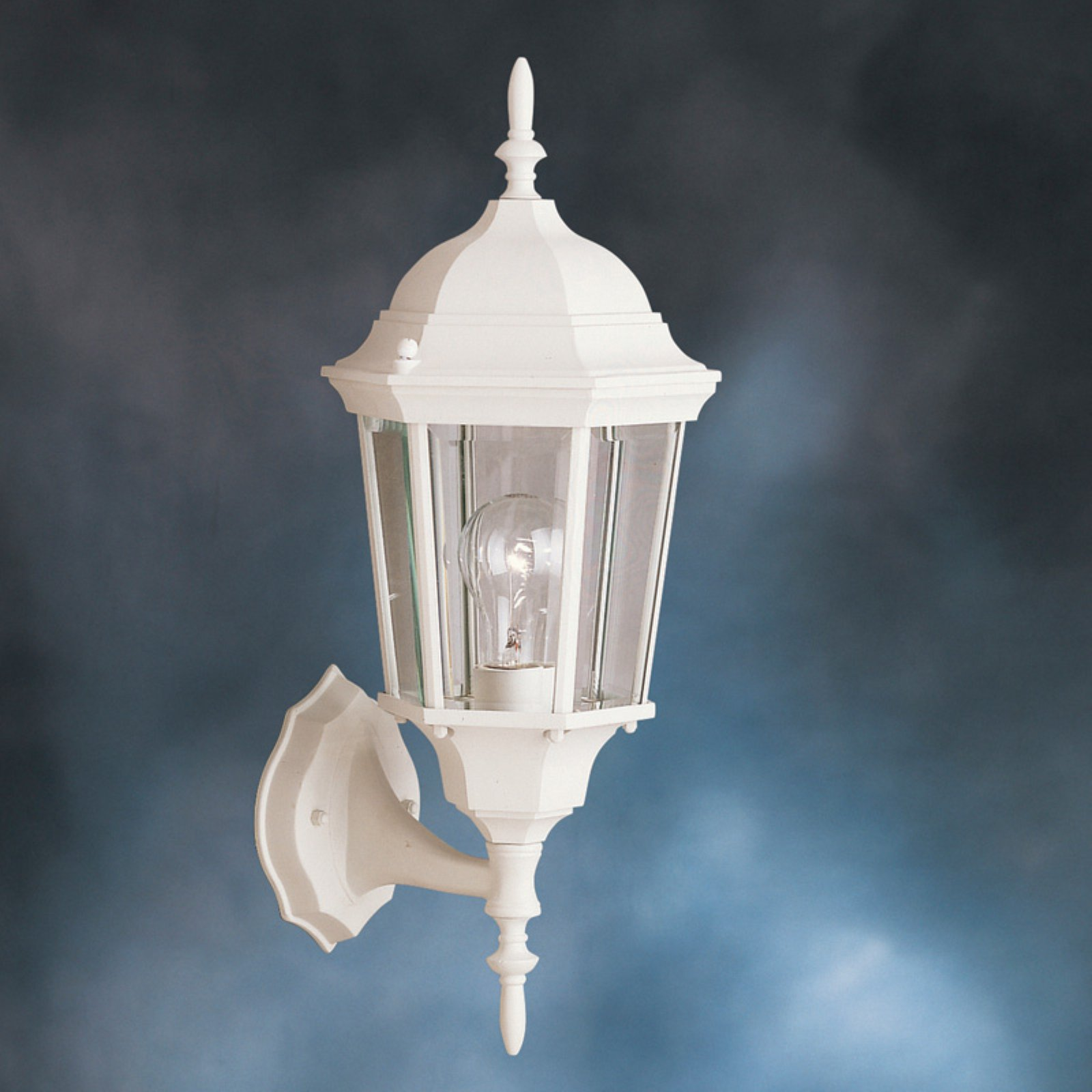 Kichler Madison 9653 Outdoor Wall Lantern - 8 in.