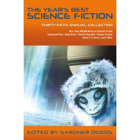 The Year's Best Science Fiction: Thirty-Fifth Annual Collection](Science Fiction Halloween)