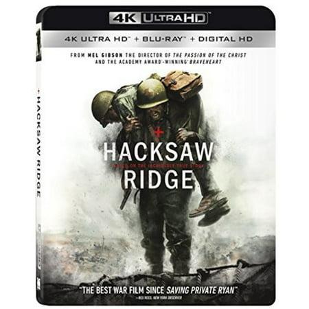 Hacksaw Ridge (4K Ultra HD + Blu-ray + Digital HD)