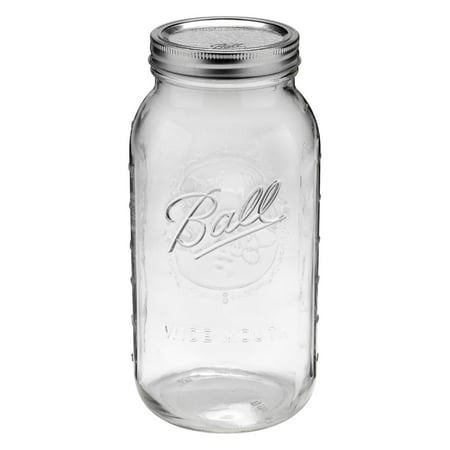 Ball Wm Half Gallon Single (Single Mason Jars)