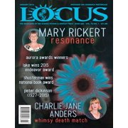 Locus Magazine, Issue #660, January 2016 - eBook