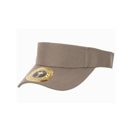 Top Headwear Adjustable Sun Visor - Walmart.com ba192adb8dc