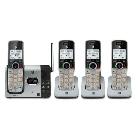 ATT CL82414 4 Handset Cordless Answering System
