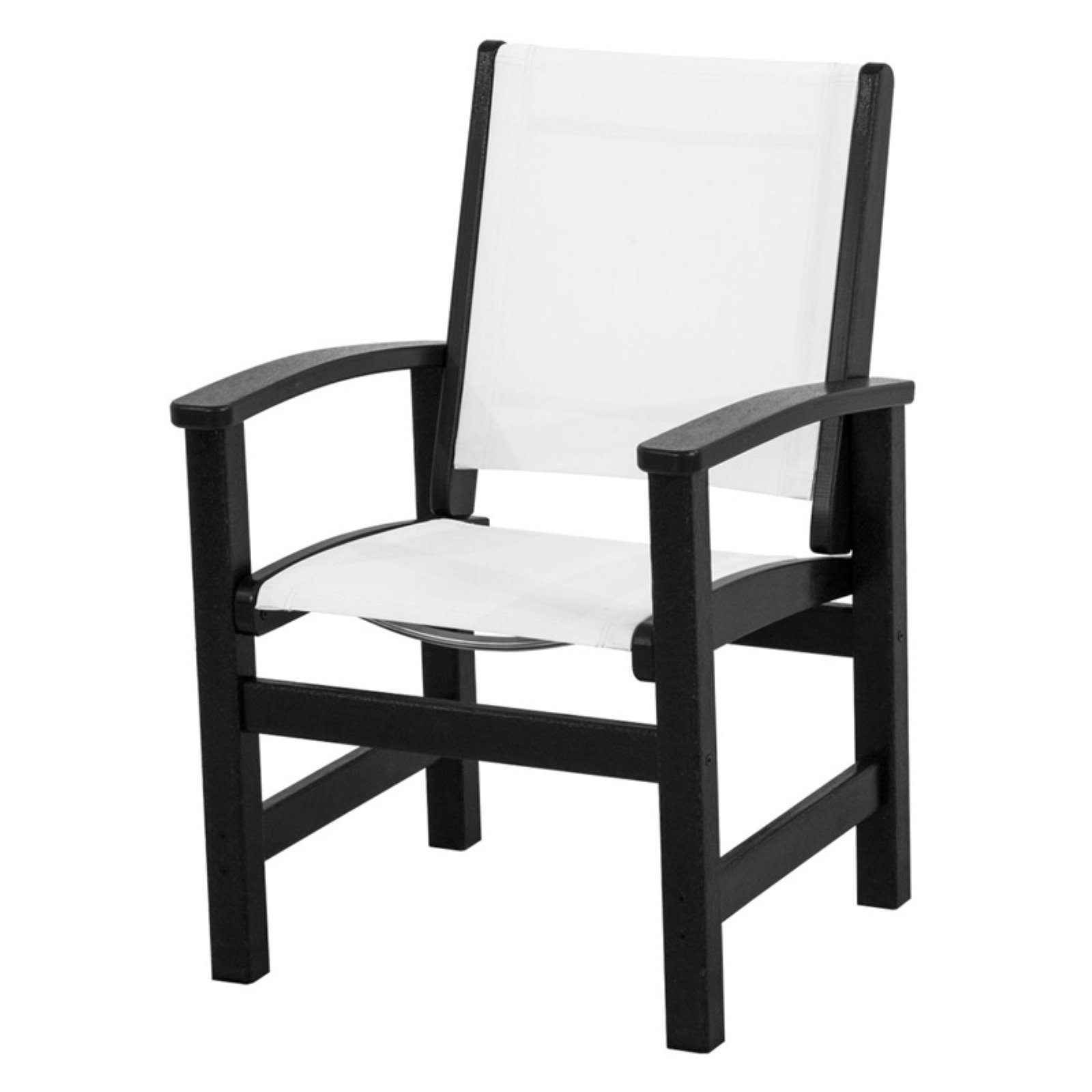 POLYWOOD; Coastal Sling Dining Chair