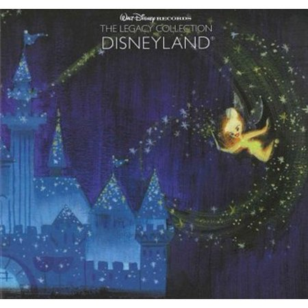 Walt Disney Records The Legacy Collection: Disneyland (CD)](Disneyland At Halloween Time)