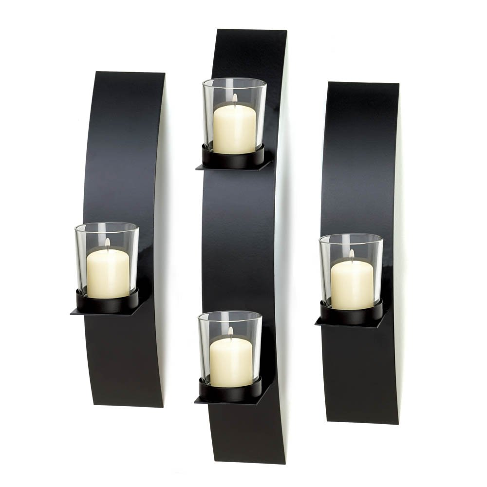 Wall Sconces Candle, Decorative Wall Sconce Candle Holder Modern Decor by Gallery of Light