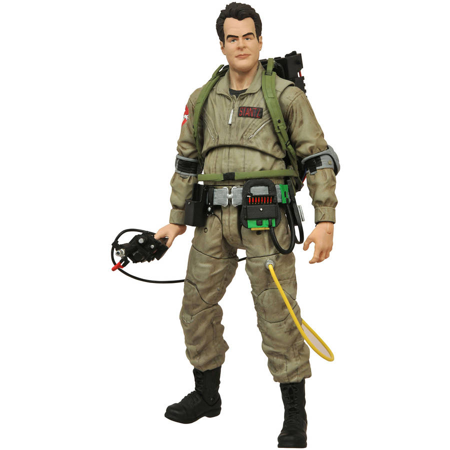 Diamond Select Toys Ghostbusters Select Ray Action Figure