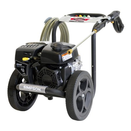 Simpson Megashot 2 4GPM 3100 PSI Gas Power Kohler Engine High Pressure  Washer