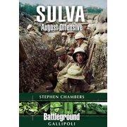 Battleground Gallipoli: Suvla: August Offensive (Paperback)