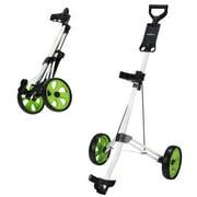 Best Golf Pull Carts - Caddymatic Golf Lite Trac 2 Wheel Folding Golf Review
