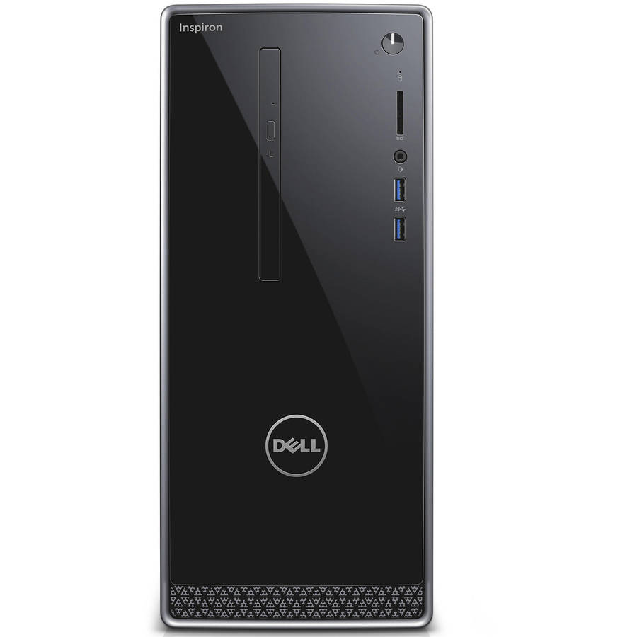 Click here to buy Refurbished Dell Inspiron 3650 i3650-3111SLV Desktop PC with Intel Core i3-6100 Processor, 6GB Memory, 1TB Hard Drive... by Dell.