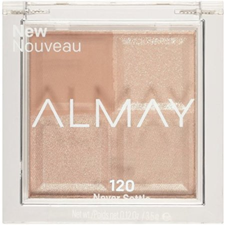 Almay Shadow Squad Eyeshadow, Never Settle 120, 0.12 oz