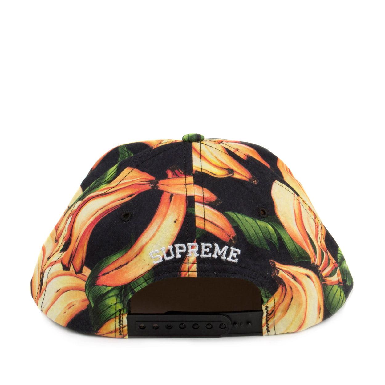 Supreme - Supreme Banana Snapback 5-Panel Hat Black Yellow SS16H70 -  Walmart.com 756dd3b71c4