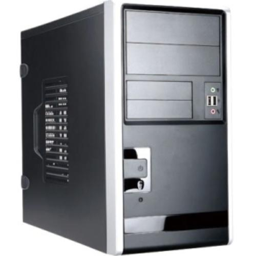 In Win Em013 Mini Tower Chassis - Mini-tower - 6 X Bay - 1 X 350 W - Micro Atx Motherboard Supported (em013-ch350ts3)