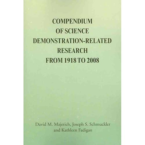 Compendium of Science Demonstration-Related Research from 1918 to 2008