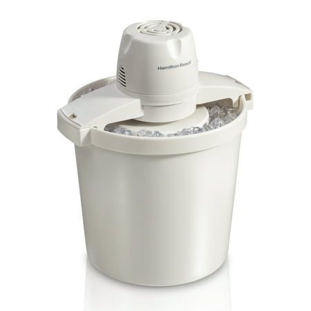 Hamilton Beach 4 Quart Capacity Ice Cream Maker | Model#
