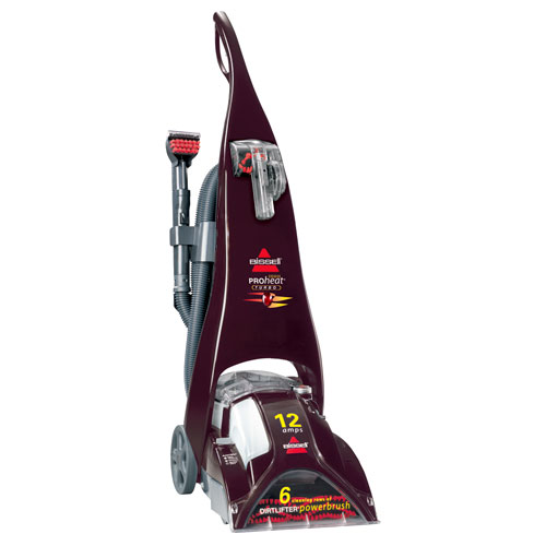 Bissell ProHeat Turbo Upright Deep Cleaner - Walmart.com