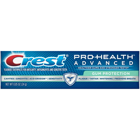 Crest Pro-Health Advanced Gum Protection Toothpaste, .85 (Best Toothpaste For Gingivitis In India)