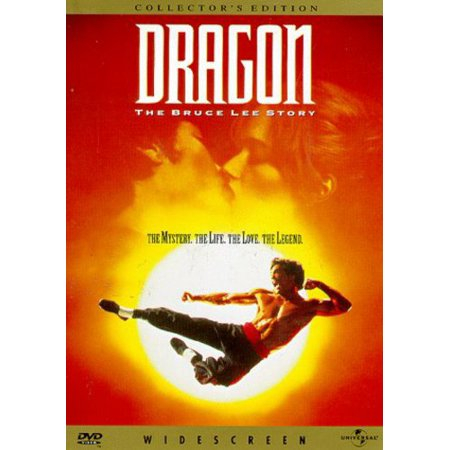 Dragon: The Bruce Lee Story (DVD) (Birth Of The Dragon Bruce Lee Story)