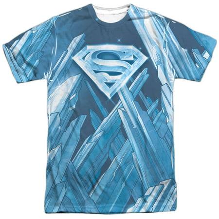 Superman Solitude Mens Sublimation Shirt - Mens Superman