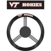 NCAA Virginia Tech Hokies Steering Wheel Cover