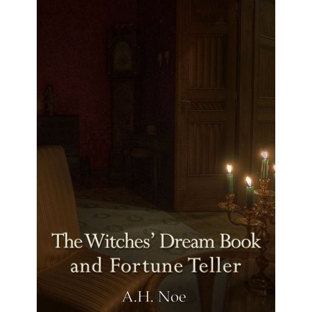 The Witches' Dream Book and Fortune Teller - eBook - Fortune Teller For Halloween Party