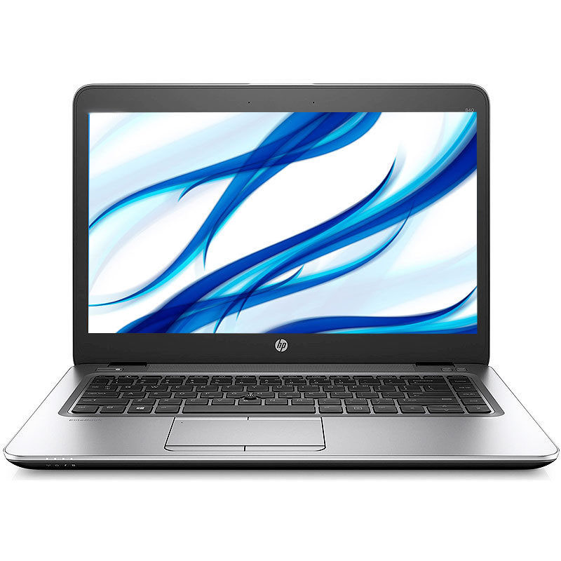 Refurbished HP EliteBook 840 G3 2.4GHz DC i5 8GB 240SSD Windows 10 Pro 64 Laptop Camera by HP