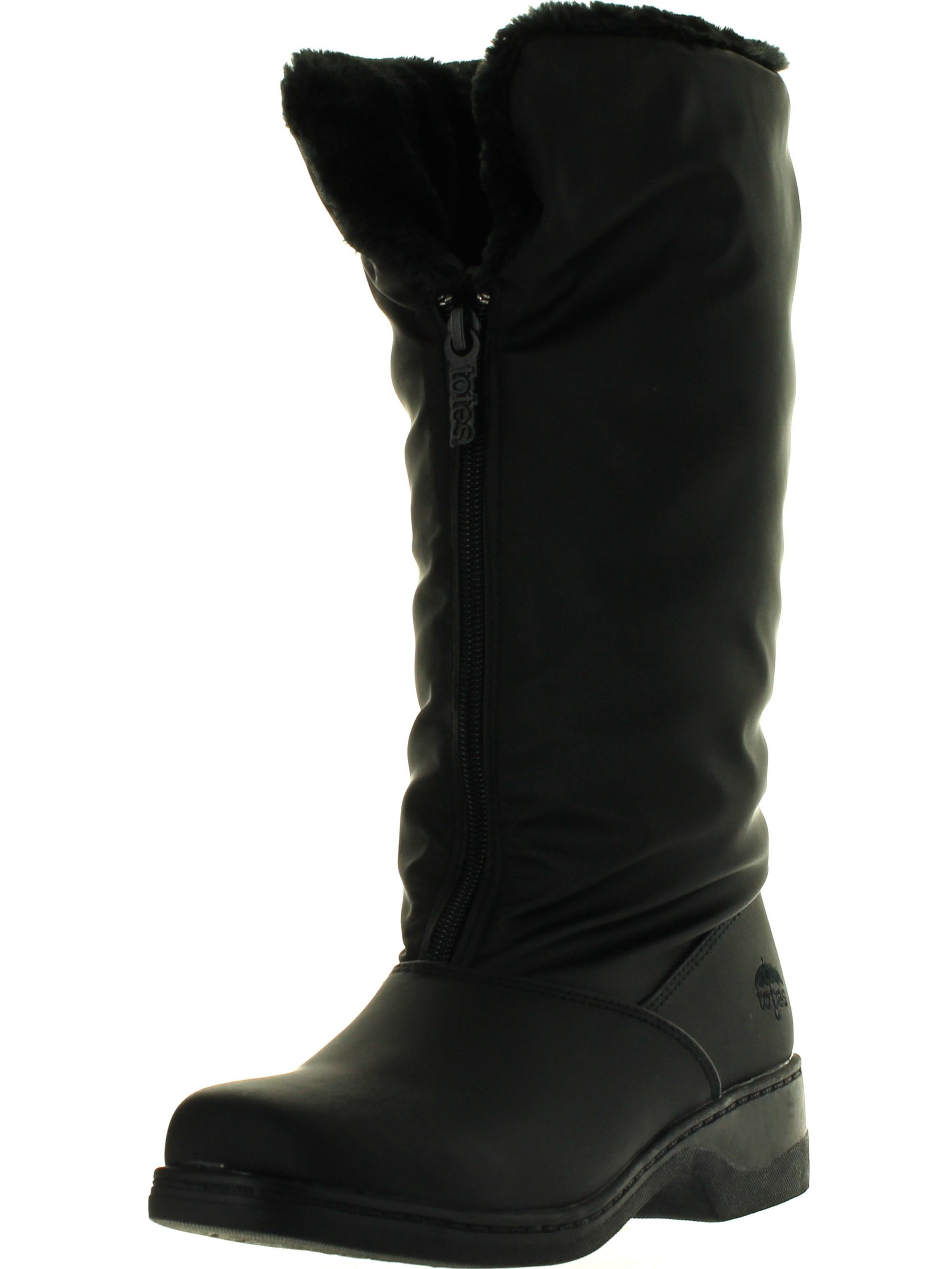 Totes Womens Cynthia Winter Waterproof Snow Boots by Totes