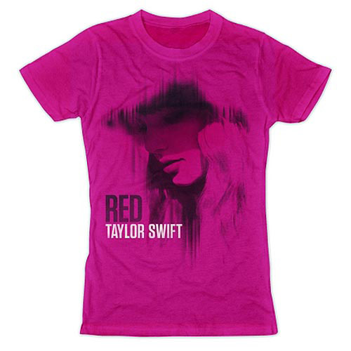 Taylor Swift Red T-Shirt (Youth/Medium) (Walmart Exclusive)