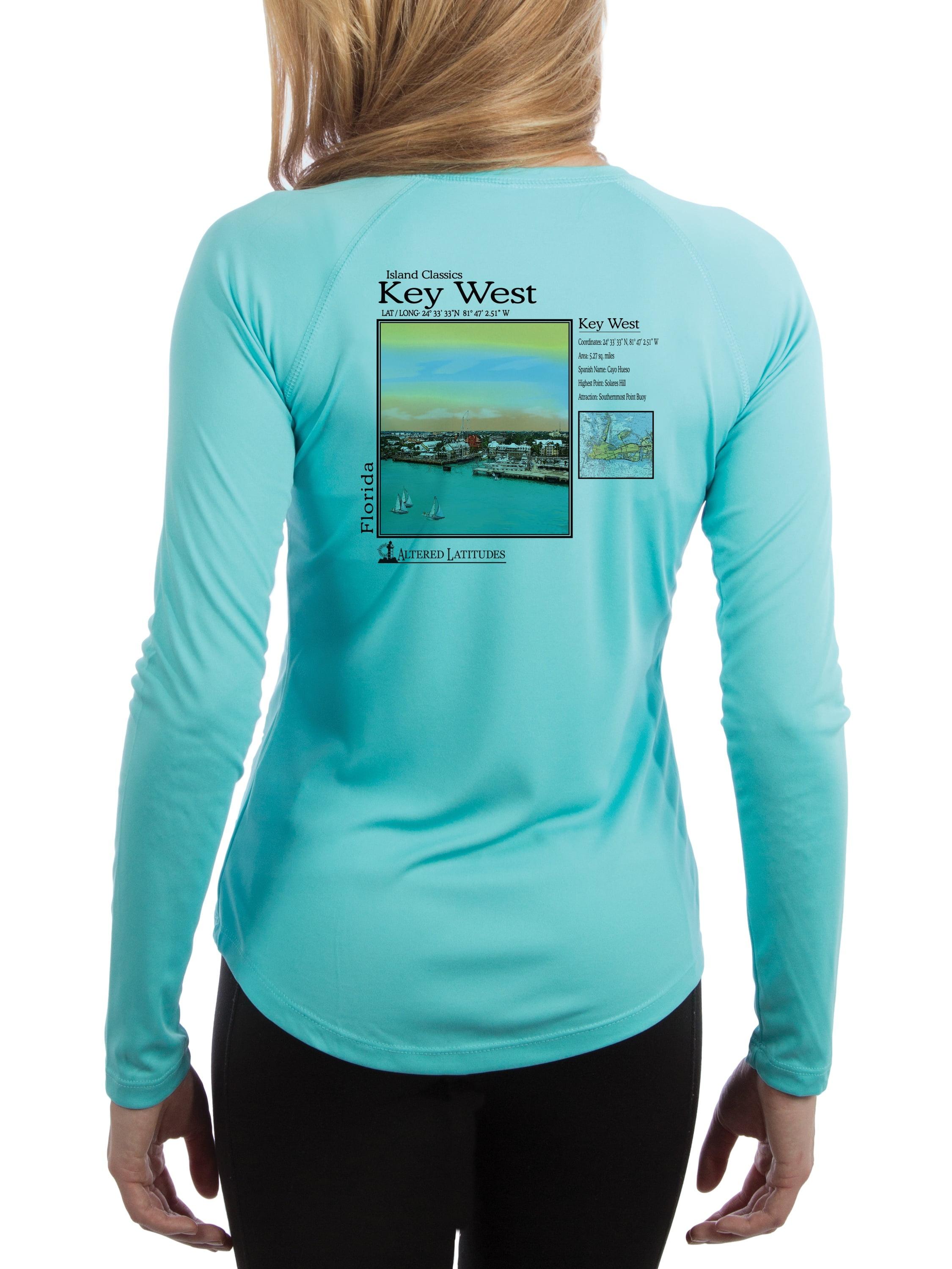Key West Fl Women S Upf 50 Uv Sun Protection Long