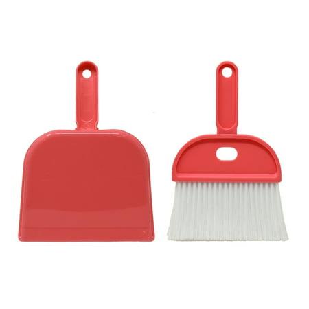 Mini Whisk Broom and Dust Pan Set, (Whisk Broom Set)