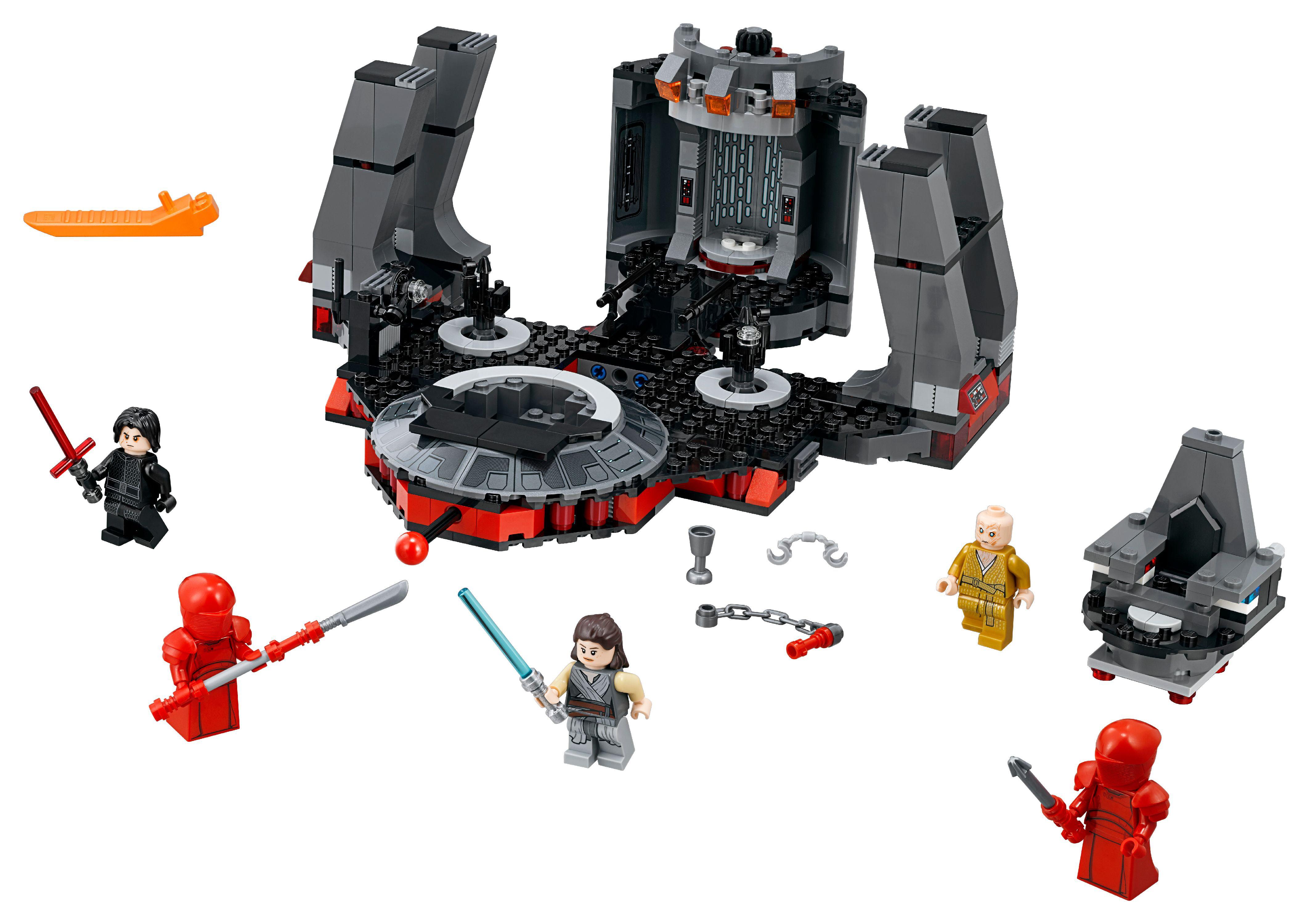 """Star Wars Black Series 6/"""" Kylo Ren Throne Room Walmart The Last Jedi USA In Hand"""