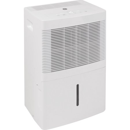 GE 20 Pint Dehumidifier for Damp Rooms, ADEW20LY, White