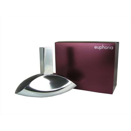 CK Euphoria for Women by Calvin Klein 3.4 oz EDP